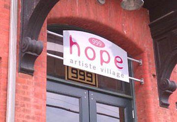 hope artiste building