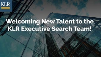 KLR Executive Search Group Announces Merger with Next Exec, Expanding its Footprint in Healthcare Industry