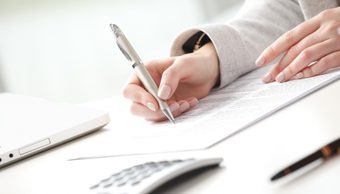 How to Answer Questions on Page One of the Form 990 (Continued)